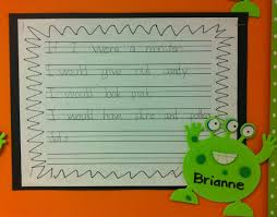 monster writing paper wild about firsties monster writing a late freebie the students really loved this and came up with some great creative ideas i thought these were just too cute not to put up on a bulletin board display