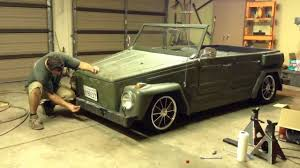 vw kubelwagen for sale the right thing pt1 youtube