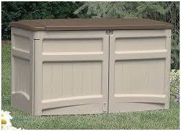 white outdoor storage bench gardeners choice deck box white wash