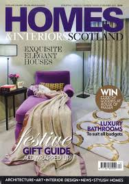 100 homes and interiors scotland press laura spring hen and