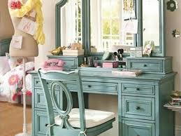 bedroom vintage dining room sets makeup vanity with antique