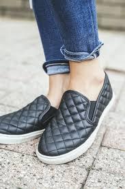 boot steve madden quilted sneaker steve madden black howell