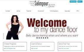 online class website new online class website salimpour school