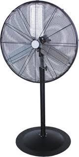30 Oscillating Pedestal Fan Royal Sovereign 30 Inch Industrial Oscillating Pedestal Style Fan