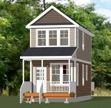 12x28 Tiny House 12x28h2 589 Sq Ft Excellent Floor Plans 20x20 Home Plans