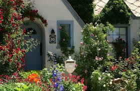 country cottage garden ideas