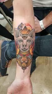 start of my got leg sleeve by luke naylor at hand on heart tattoo