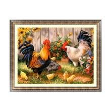 Rooster Home Decor Compare Prices On Rooster Cross Stitch Online Shopping Buy Low