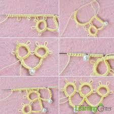 handmade flower bracelet images How to make a handmade yellow string flower friendship bracelet jpg