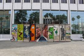the longest segment of the berlin wall outside of berlin is in los the longest segment of the berlin wall outside of berlin is in los angeles kmtwanderlust