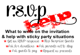 how to write a party invitation cimvitation