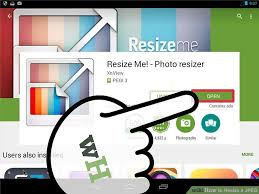 resize photo android 5 ways to resize a jpeg wikihow
