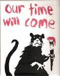 Image result for banksy rat