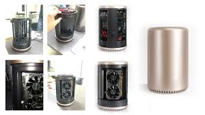 home theater pc build first aluminum cylindrical home theater pc anandtech forums