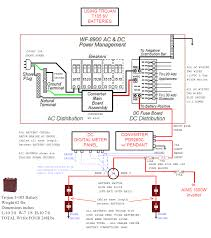Coleman Popup Campers Floor Plans by Wfco 8735 Wiring Diagram Wfco 8735 Wiring Diagram U2022 Sharedw Org