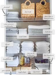 bathroom closet storage ideas organized bathroom linen closet anyone can kelley nan elfa