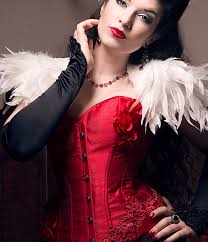burlesque clothes pinterest corset cabaret musical and costumes