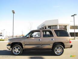 2003 sandalwood metallic chevrolet tahoe lt 4x4 21133495