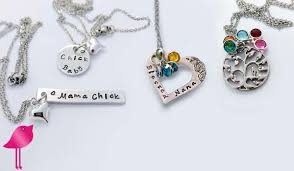 mothers day necklaces personalized give personalized sted jewelry this s day