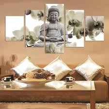 Wall Art For Living Room by Online Get Cheap Chinese Buddha Painting Aliexpress Com Alibaba