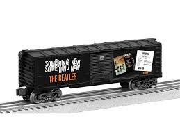 box car train something new