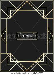 Art Deco Design Elements Art Deco Pattern Stock Images Royalty Free Images U0026 Vectors