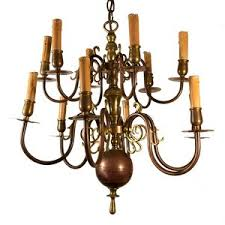 Brass Antique Chandelier Store U2014 Moulin Bleu Ny Vintage And Antiques Mid Century Modern