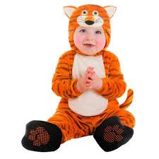 12 month halloween costumes boys goodmark infant boys u0026 girls tiger costume plush orange baby cat