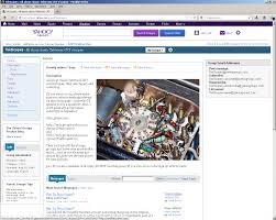 archiving a yahoo group
