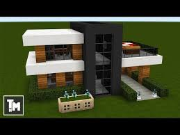 how to build a small modern house minecraft how to build a small modern house quick easy episode
