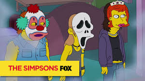 Simpsons Treehouse Of Horror 19 The Simpsons