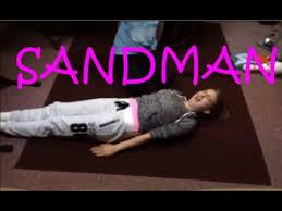sleepover sandman