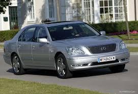 lexus ls zdjecia lexus ls430 european version 2004 lexus ls lexus samochody