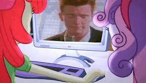 Magic Meme Gif - 374129 animated apple bloom computer equestria girls meme