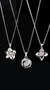 sterling silver necklace set images Cashs ireland three sisters sterling silver irish rose necklace set jpg