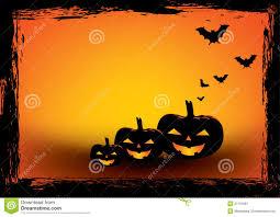 halloween poster stock image image 21131681