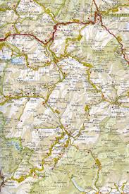 Italy Mountains Map by Planning Your Trip Books And Maps Italy Cycling Guide