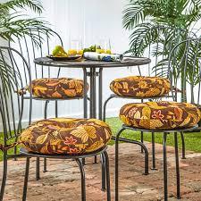 amazon com greendale home fashions 15 in round outdoor bistro