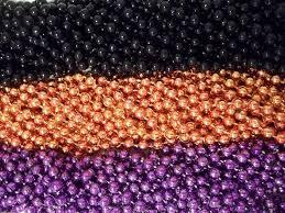 orange mardi gras 36 treats mardi gras purple black