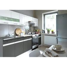 eclairage plan de travail cuisine castorama junona cuisine complate 2m40 avec acclairage led et plan de travail