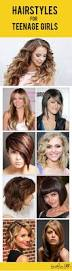 20 hairstyles for teenage girls u2013 get your style dose now