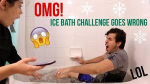 Challenge Fail Bath Bath Challenge Fail Lol Oscar Mariana