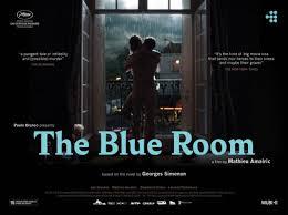 la chambre bleue mathieu amalric the blue room aka la chambre bleue poster affiche 2 of