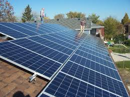 home solar power system design planning for solar panels home