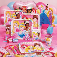 interior design princess themed birthday party decorations room
