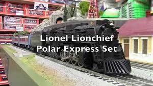 lionel polar express set