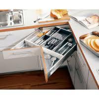 tiroir angle cuisine meuble d angle space corner