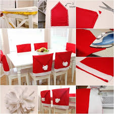 santa chair covers 8 wonderful santa claus ideas for christmas party web cool tips