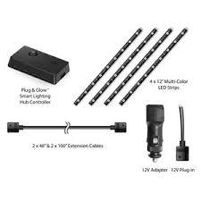 fry s led light strips type s multi color led smart lighting kit lm55369606 read reviews
