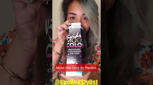 heat activated mood changing hair color by pravana youtube heat activated mood changing hair color by pravana